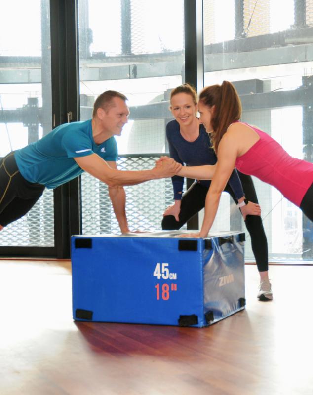 Personal Trainer Frankfurt für Paare